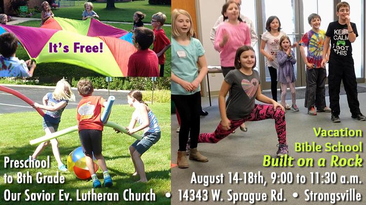 Our Savior Lutheran Vacation Bible School