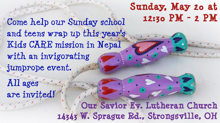 Jumprope for Nepal