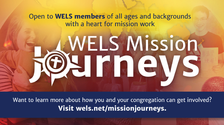 WELS Mission Journeys